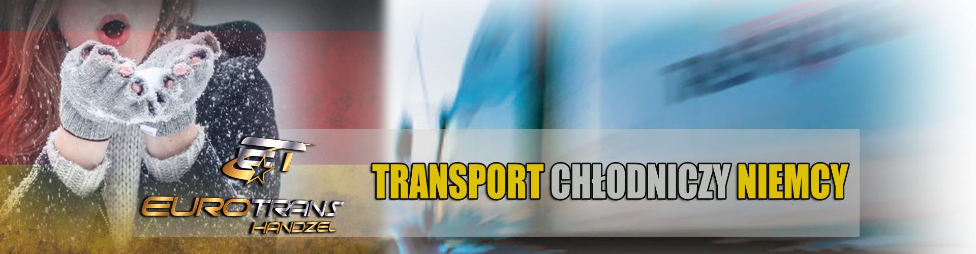 Transport chłodniczy Niemcy