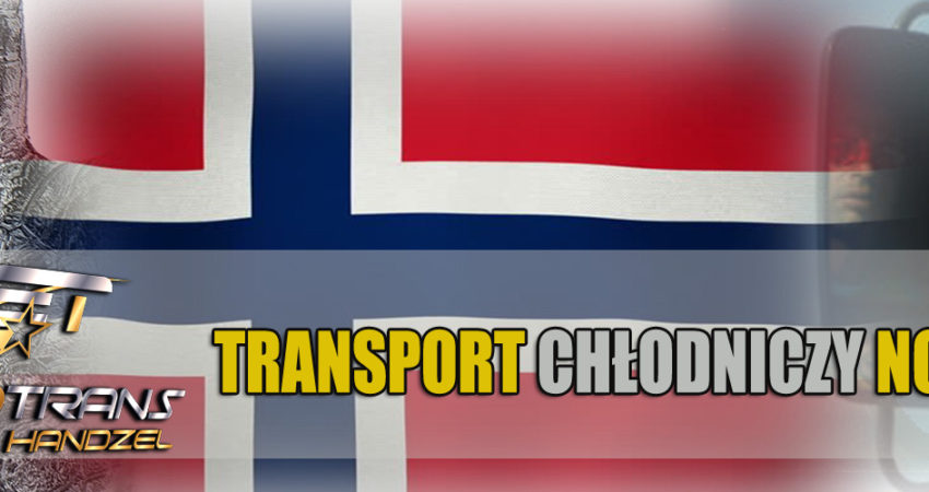 transport chlodniczy norwegia