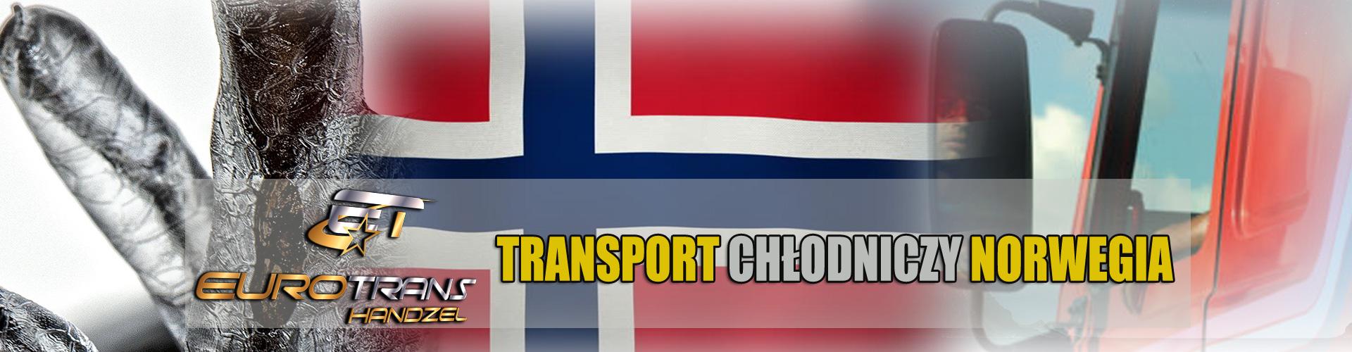 Transport chłodniczy Norwegia