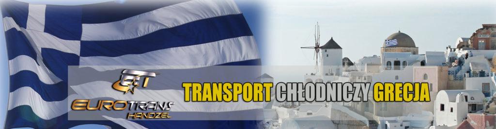 transport mrożonek grecja