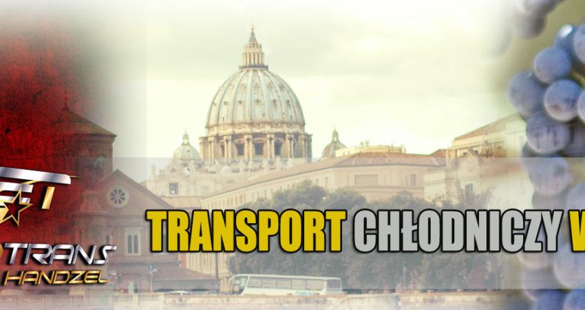 transport chlodniczy wlochy