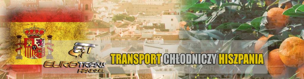 transport izoterma hiszpania